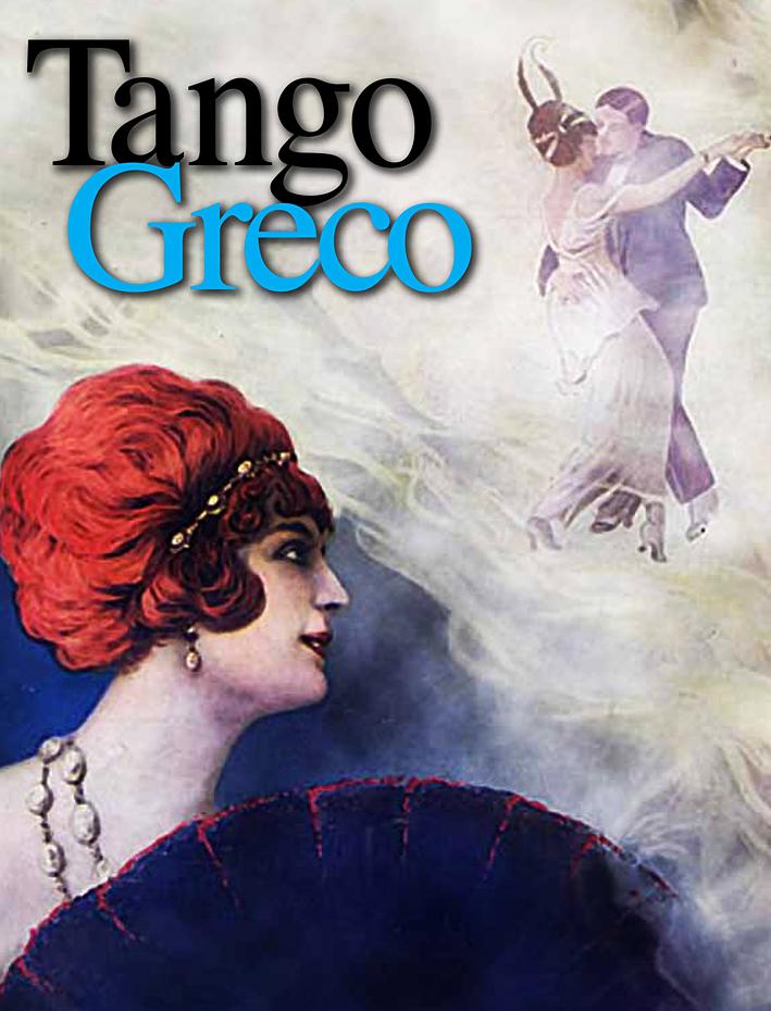 Tango Greco Badminton