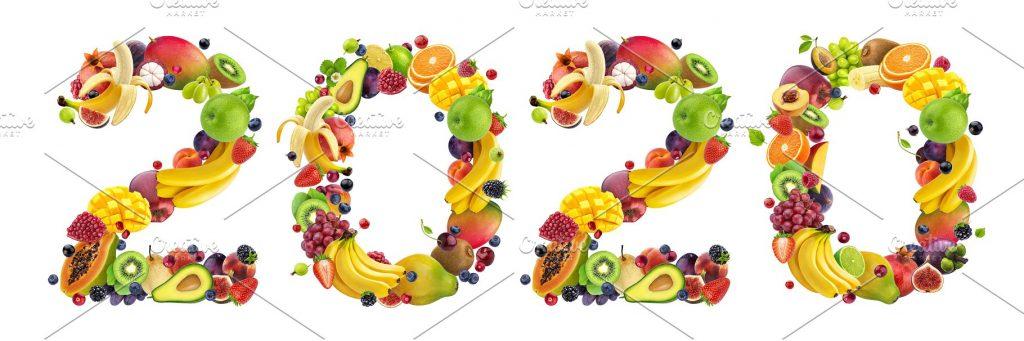 Καλή χρονιά με υγεία και σωστές διατροφικές επιλογές!